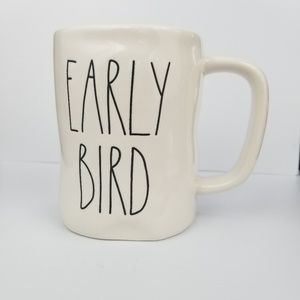 NWOT Rae Dunn Early Bird Mug